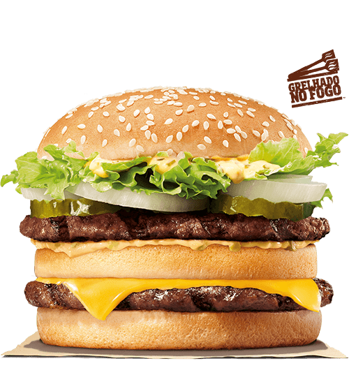 Big king burger king for Burger de