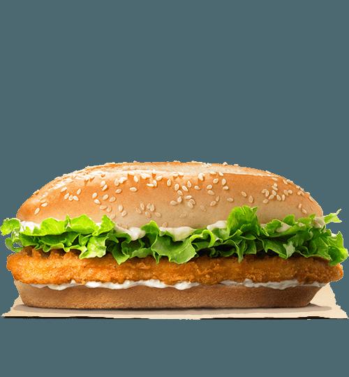 chicken sandwich burger king. Black Bedroom Furniture Sets. Home Design Ideas