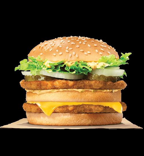 Chicken Big King Burger King
