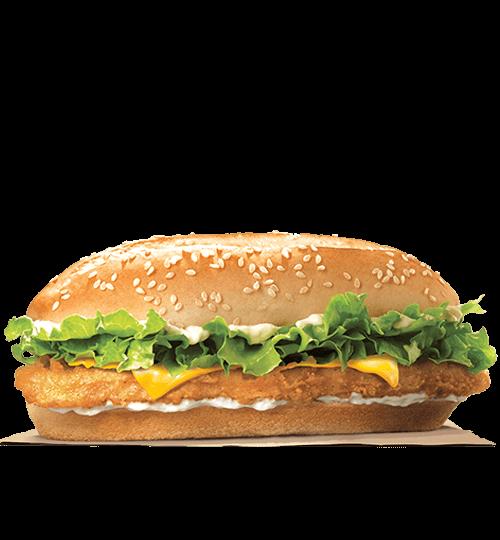 Original Chicken Sandwich With Cheese