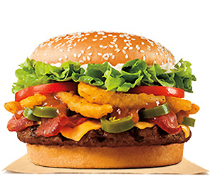 Burgers Burger King 174 Bahamas