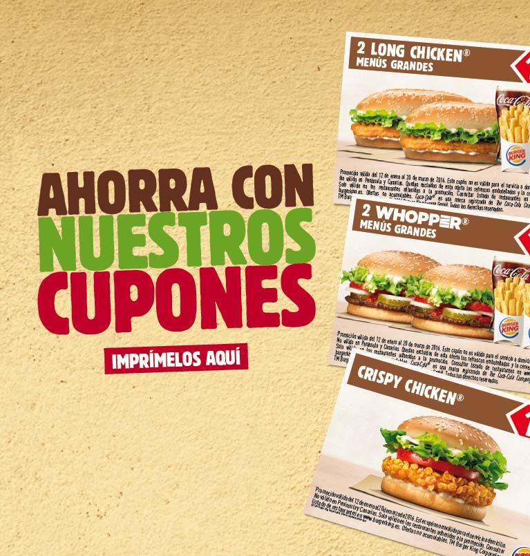 Burger King Latam Ofertas Promociones