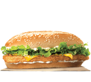 Burger king menu in english
